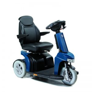 Scooter Elite 2 Plus 3 Ruedas con Suspensión - Sunrise Medical